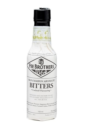 Fee Brothers Old Fashion Bitters image