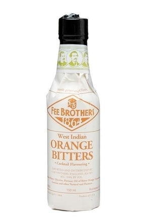 Fee Brothers Orange Bitters image