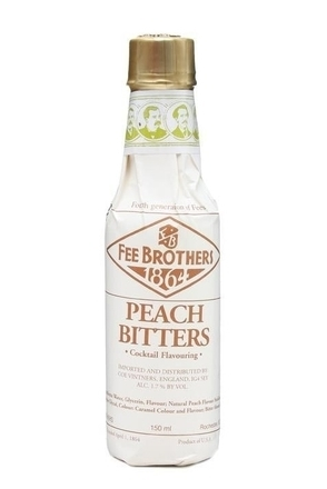 Fee Brothers Peach Bitters image