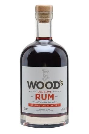 Wood's 100 Rum image