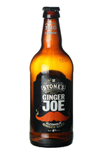 Stone's Ginger Joe alcoholic ginger beer image