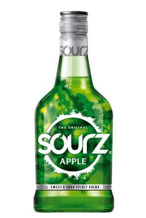 Sourz Spirited Apple image