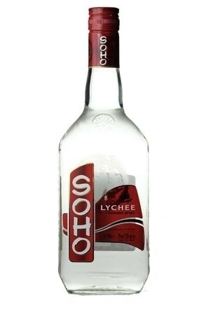Soho Lychee Liqueur image