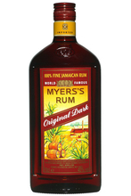 Jamaican aged blended rum