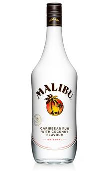 Malibu Coconut liqueur