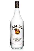 Coconut rum liqueur