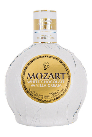 Mozart White Chocolate Vanilla Cream image