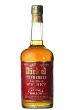 George Dickel Cascade Hollow Tennessee Whisky