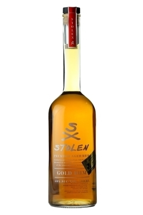 Stolen Gold Rum image