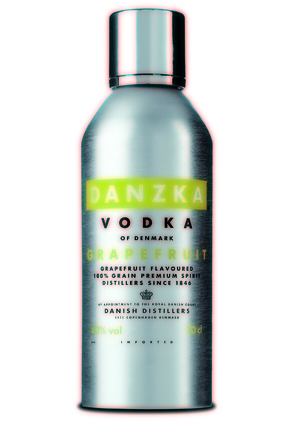 Danzka Grapefruit Vodka image