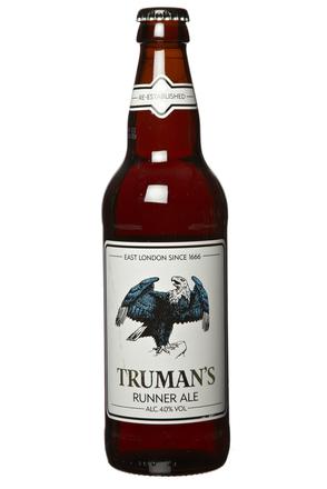 Truman's Runner Ale image