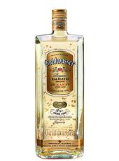 Cinnamon schnapps & Goldwasser liqueurs