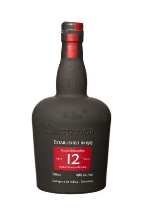 Dictador Ultra Premium Reserve 12yo Rum image