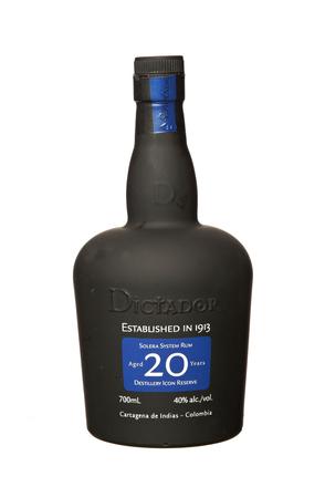 Dictador Distillery Reserve 20yo Colombian Rum image