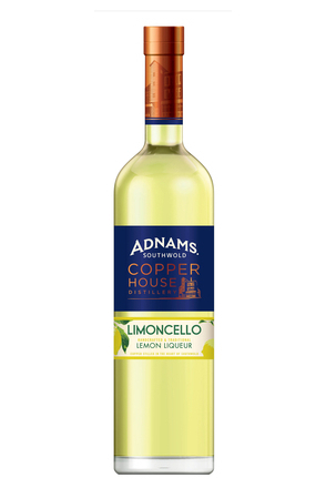 Adnams Limoncello liqueur image