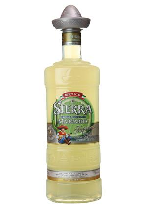 Sierra Tequila Cocktails Margarita Supreme