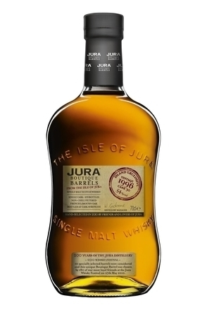 Jura Island Exclusive 1996 Vintage Whisky Festival image