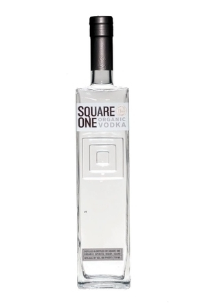 Square One Basil Flavored Organic Vodka image