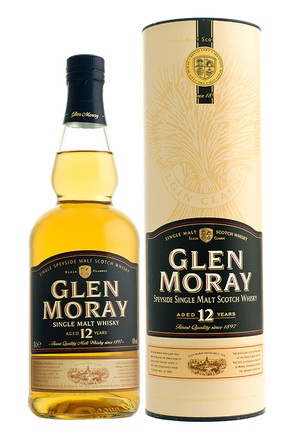 Glen Moray 12 Year Old image