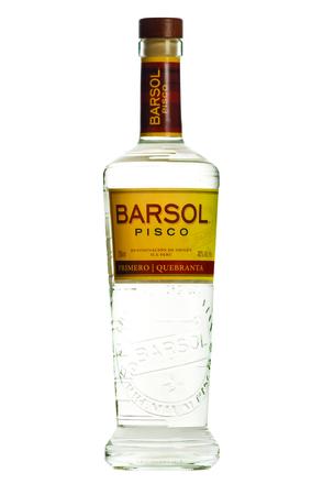 BarSol Quebranta Pisco