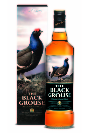 The Famous Grouse Smoky Black image