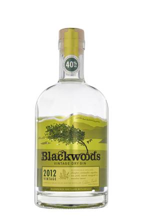 Blackwood's Vintage Dry Gin (40%)
