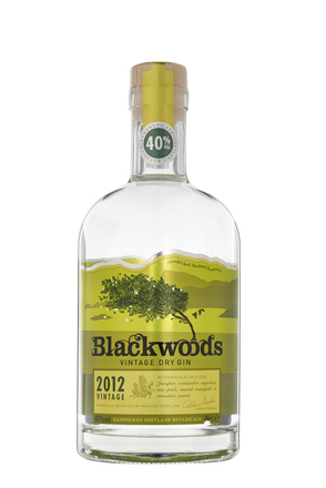 Blackwood's Vintage Dry Gin (40%) image