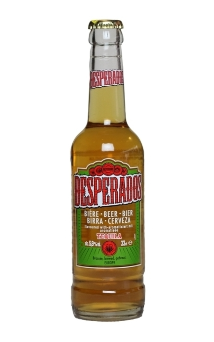Desperados Tequila Flavoured Beer