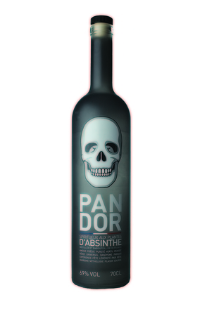 Pandor Absinthe Black Bottle 69%