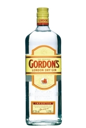 Gordon's The Original London Dry (UK 47.3% Yellow) image