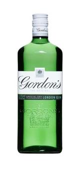 Hypermoderne Gordon's Gin (UK 37.5%) DS-41