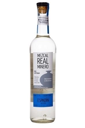 Real Minero Espadin Organico