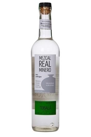 Real Minero Tobalá Mezcal image
