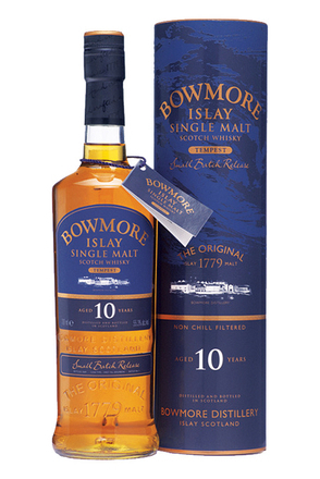 Bowmore Tempest No.2 10 Year Old image