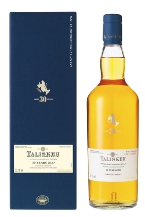 Talisker 30 Year Old image