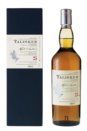 Talisker 25 Year Old image