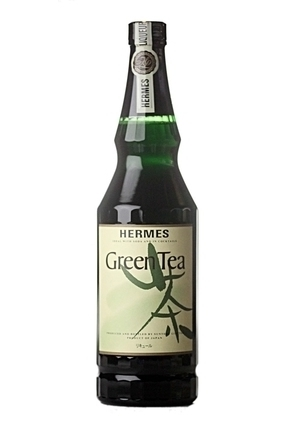 Hermes Green Tea image