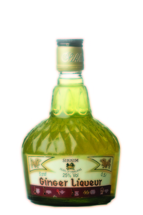 Sikkim Pearl of Himalayas Ginger Liqueur