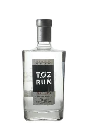Toz White Gold Rum image