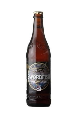 Wadworth Swordfish Ale image