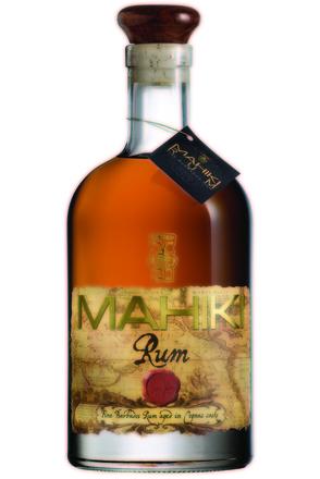Mahiki Cognac Cask Rum image