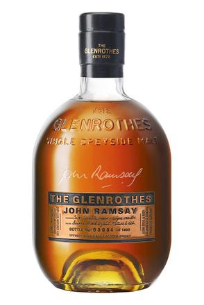 Glenrothes John Ramsay Legacy Bottling image