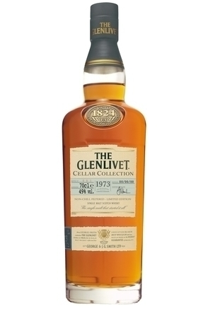 The Glenlivet Cellar Collection 1973 (bottled 2010