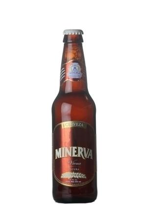 Cerveza Minerva Viena Oscura image