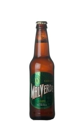 Cerveza Malverde Clara