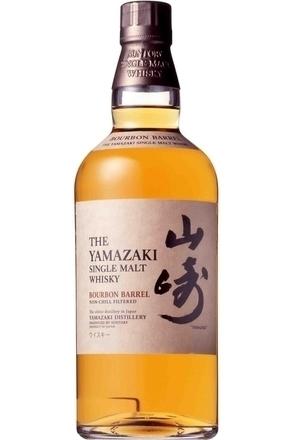 Suntory Yamazaki Single Malt Bourbon Barrel image