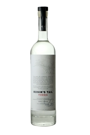 Konik's Tail vodka image