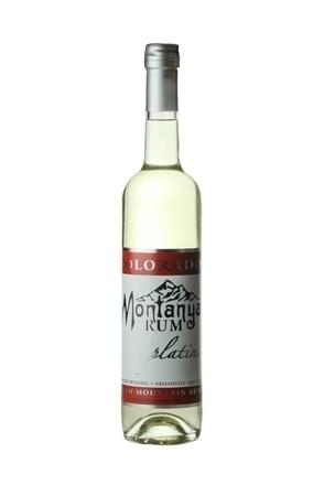 Montanya Platino Rum image