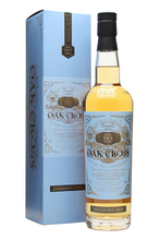 Compass Box Oak Cross image