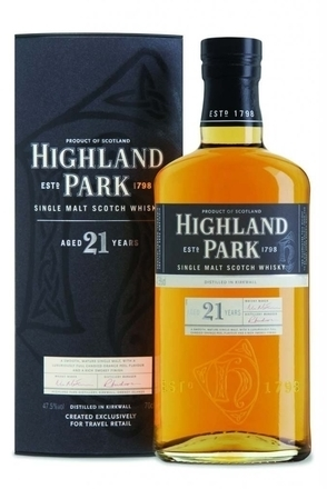 Highland Park 21 Year Old image